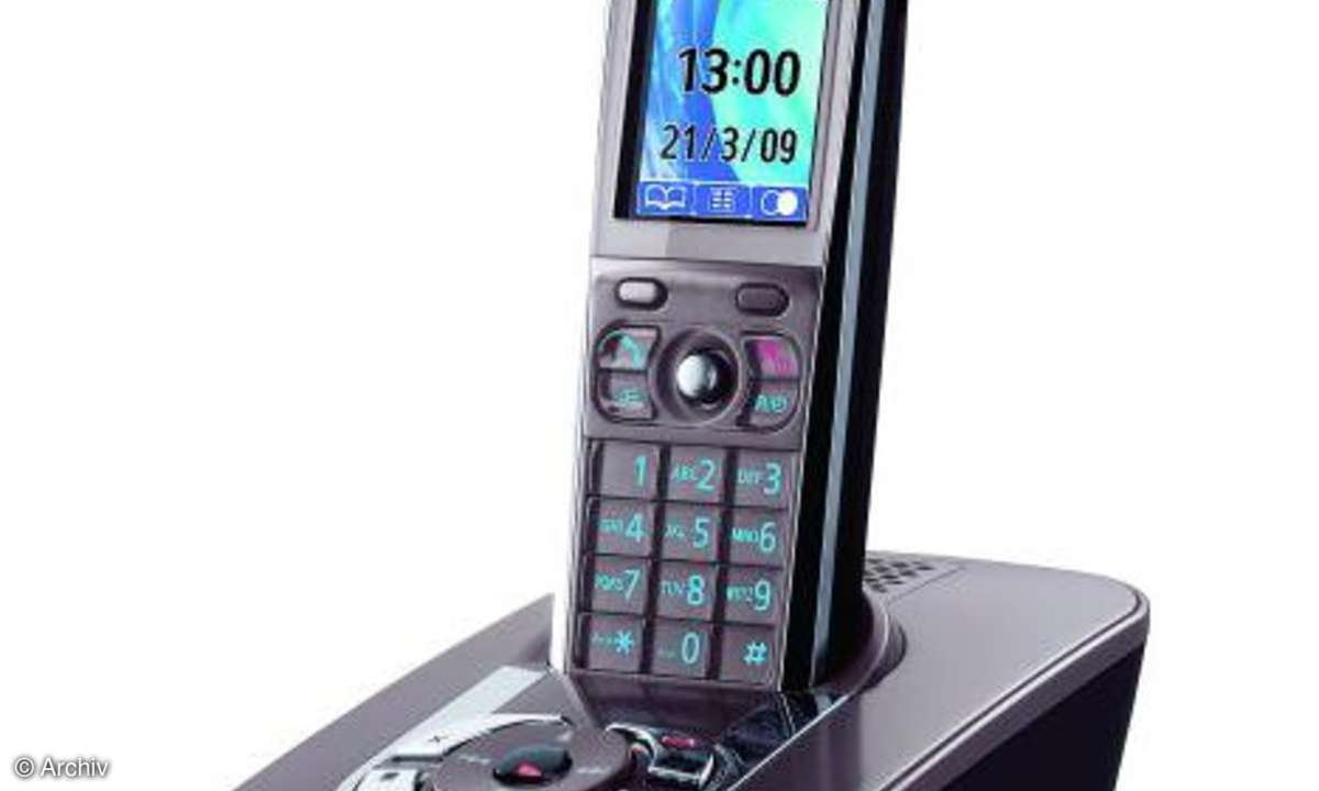 Panasonic KX-TG8421