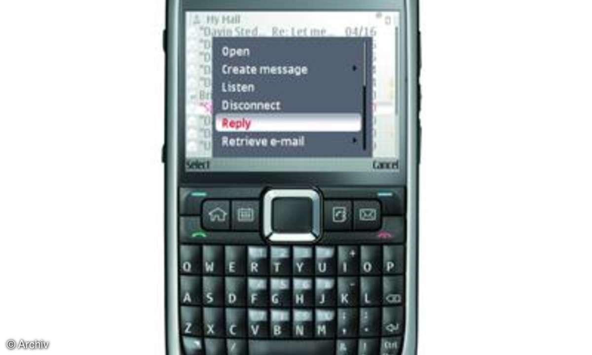 Testbericht Nokia E71