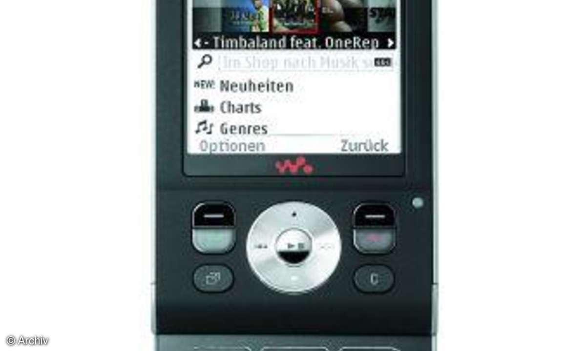 Musicshop Vodafone live