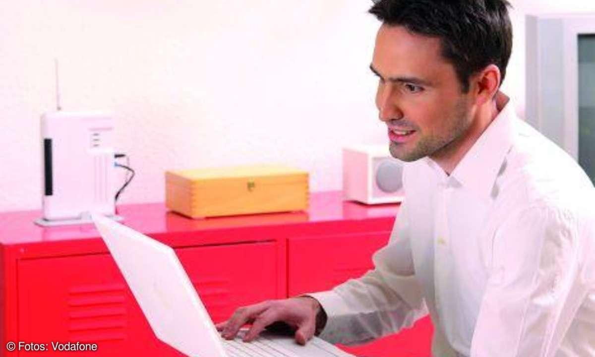 Vodafone Easybox