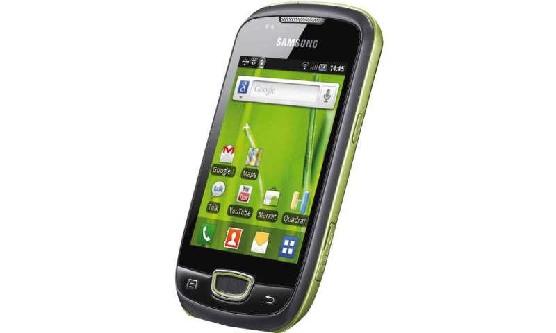 Samsung Galaxy Mini S5570 im Test