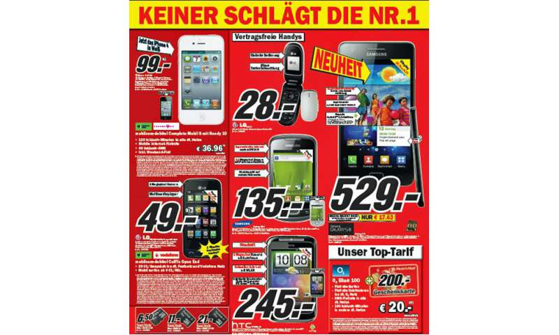 die aktuellen smartphone angebote beim mediamarkt connect. Black Bedroom Furniture Sets. Home Design Ideas