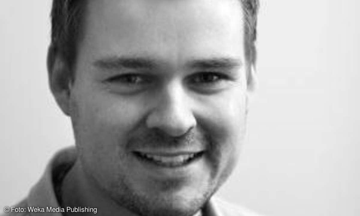 Sebastian Stoll, naviconnect-Redakteur