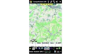 CompeGPS Pocket Land
