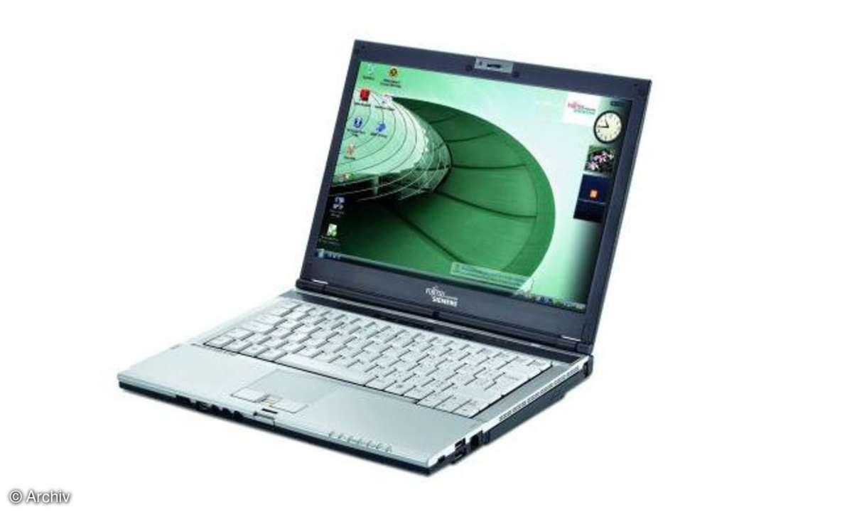 Testbericht Fujitsu Siemens Lifebook S6420