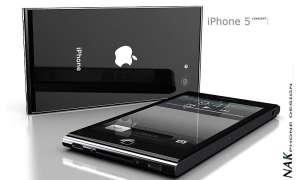 iPhone 5 Konzept von Antoine Brieux