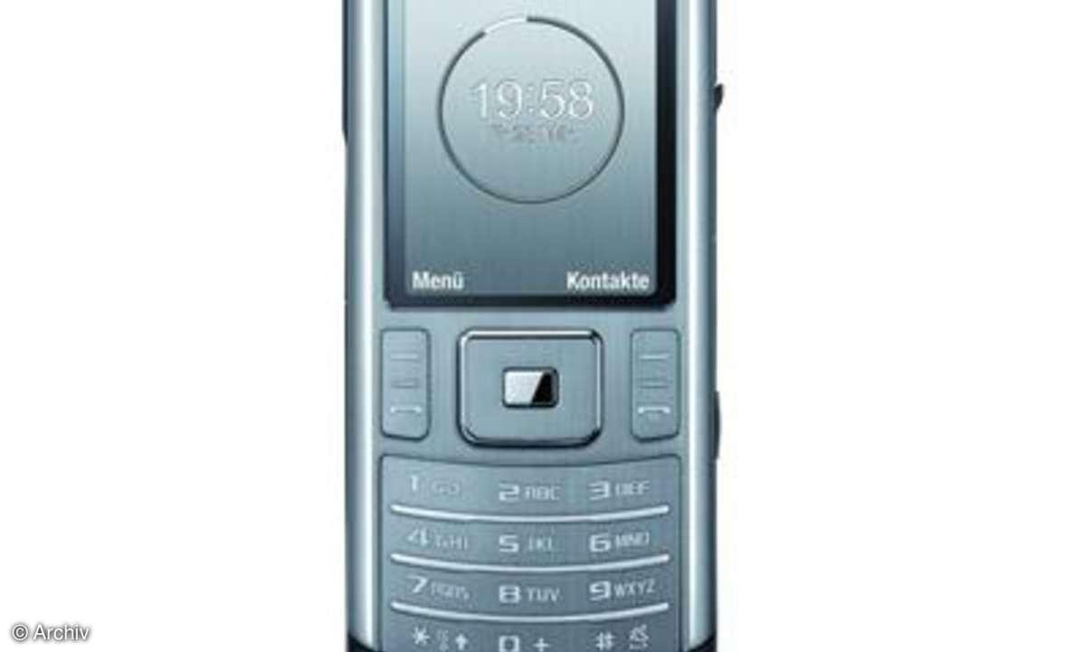 Testbericht Samsung SGH-U800 Soul