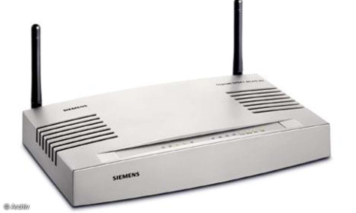 Gigaset SX541 WLAN DSL