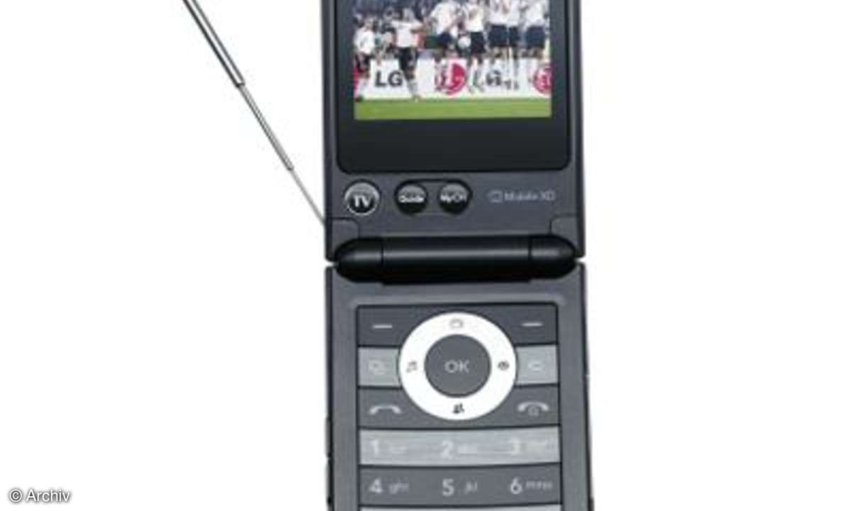 Testbericht TV-Handy LG HB620T
