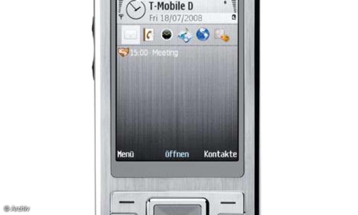 Testbericht Samsung SGH-L870