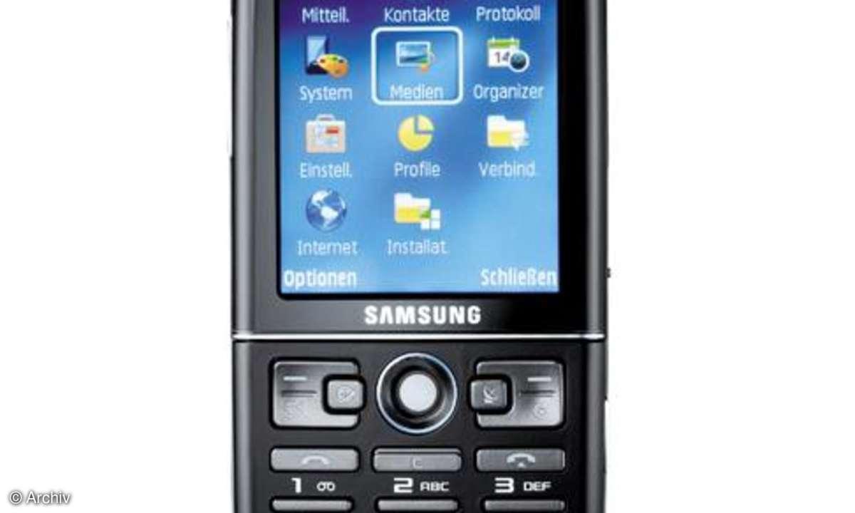 Samsung SGH-i550