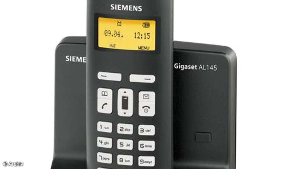 Siemens Gigaset AL145