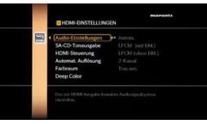 Blue-ray-Player Marantz UD 9004