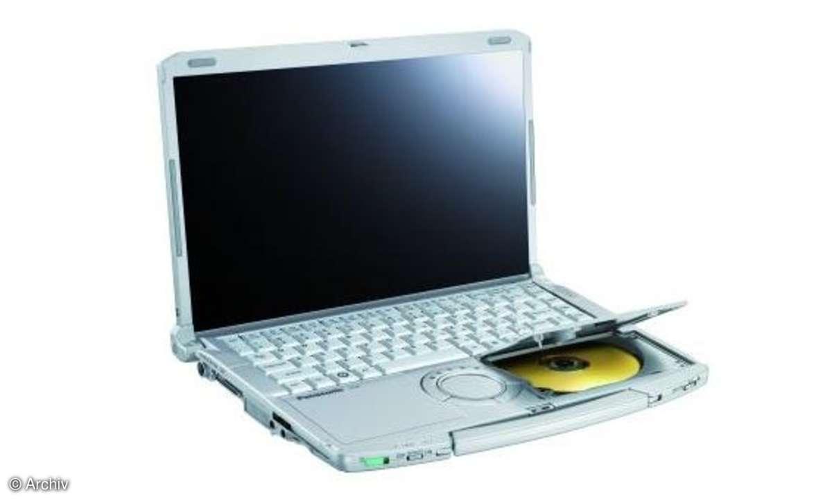 Panasonic Toughbook CF-F8