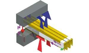 Funktion der Air Motion Transformer
