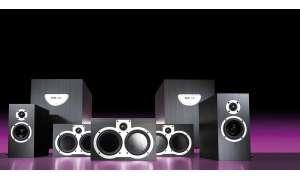 Surround-Lautsprecherset Teufel System 5 THX Select 2