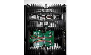 Endverstärker McIntosh MC 1.2 KW AC  Elko-Abteilung