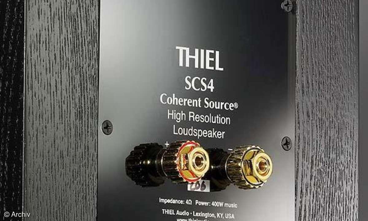 Lautsprecher Thiel SCS 4
