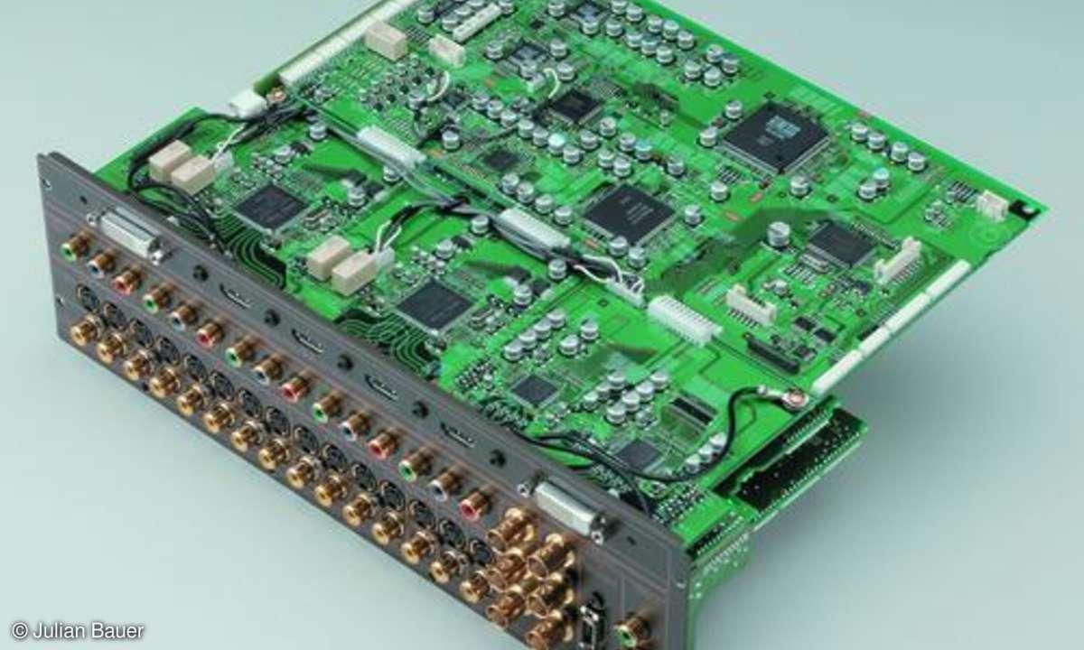 Denon AVC A 1 XV Videoplatine