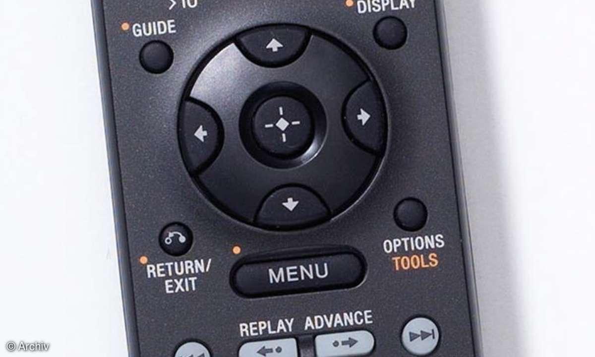 Surround-Receiver Sony STR DG 910 Fernbedienung