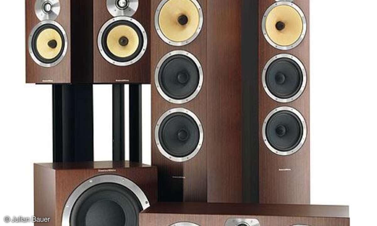 Lautsprecher B&W CM 9