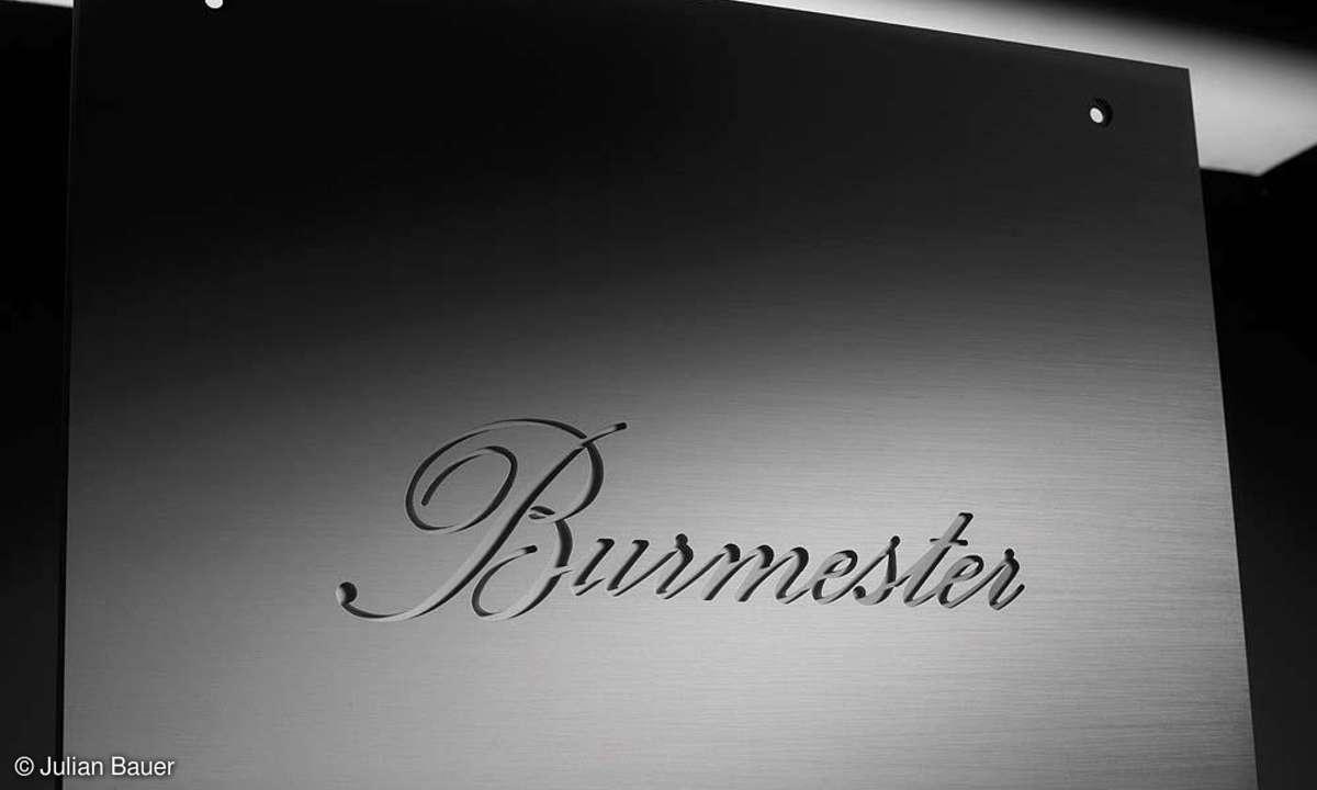 Vollverstärker Burmester 082