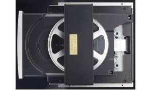 SACD/CD-Player Teac X 05 Vogelperspektive