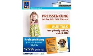 Aldi Talk senkt Flatrate-Preis