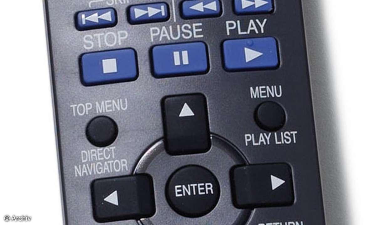 DVD-Player Panasonic DVD S 53