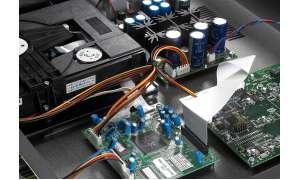 Electrocompaniet ECC 1 Innenansicht