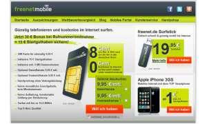 Freenet-Mobile jetzt mit Surf-Miniflat