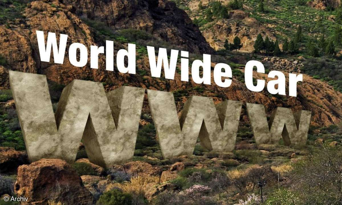 World Wide Car - Internet im Auto