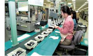 Samsung-Fertigung