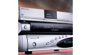 Sat-DVB-Empfänger Kathrein UFS 712, Technisat STR 1 und Zehnder DY 7000 CX
