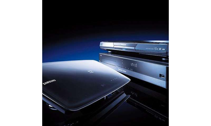 how to connect samsung blu ray player to phone