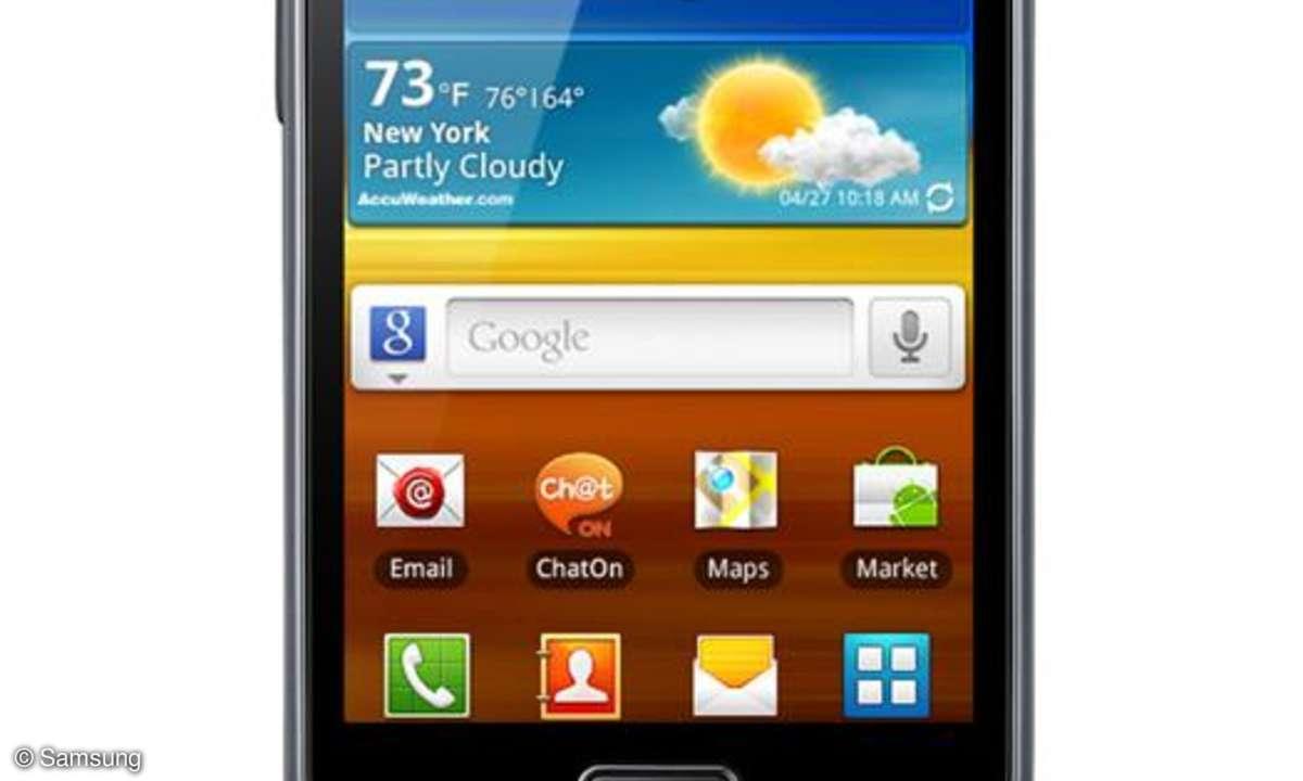 Samsung: Jetzt kommt die Plus-Variante des Galaxy Ace