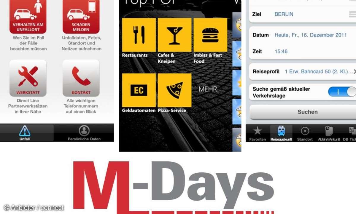 m-days app award teaser