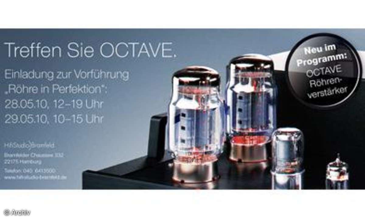 Octave bei Hifi-Studio Bramfeld