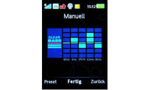 Dauertest Sony Ericsson W980