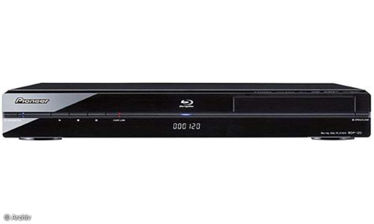 Blu-ray-Player Pioneer BDP 120
