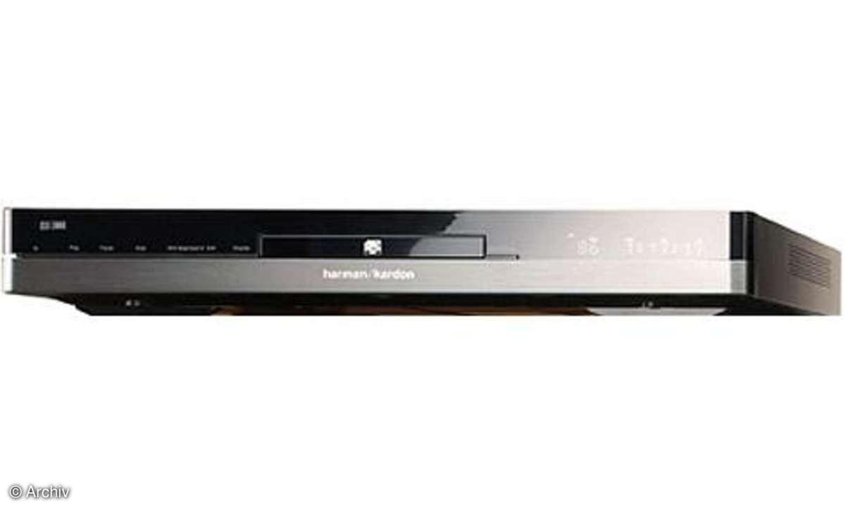 CD-Spieler Harman HD 980