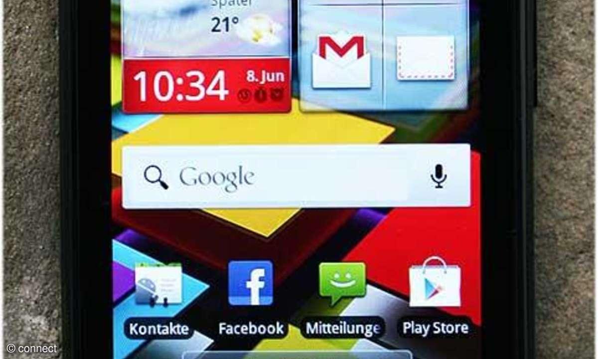 Vodafone Smart 2 im Test