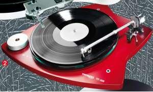 Vergleichstest Plattenspieler Clearaudio Concept + Concept, Thorens TD 309 + TP 92, Transrotor Avorio + Goldring 2500