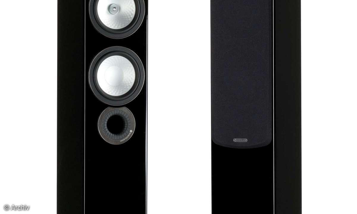Lautsprecher Monitor Audio Silver RX 6