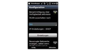 Windows Mobile 6.5