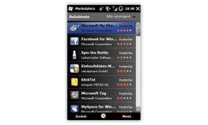 Windiws Mobile 6.5