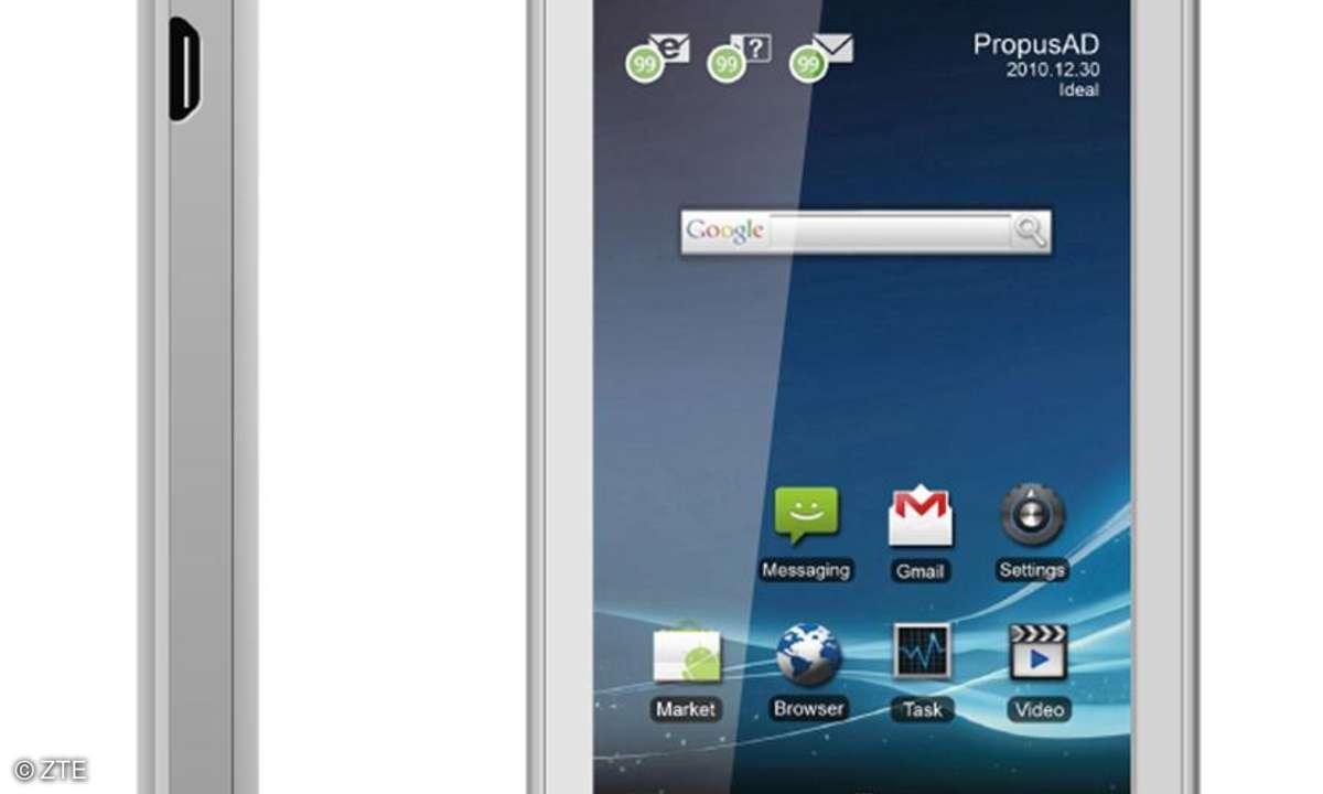 ZTE Atlas: Kompaktes Android-Phone für 179 Euro