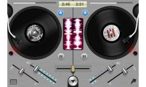 Tap DJ iPhone