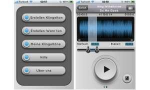 MP3 zu Klingelton