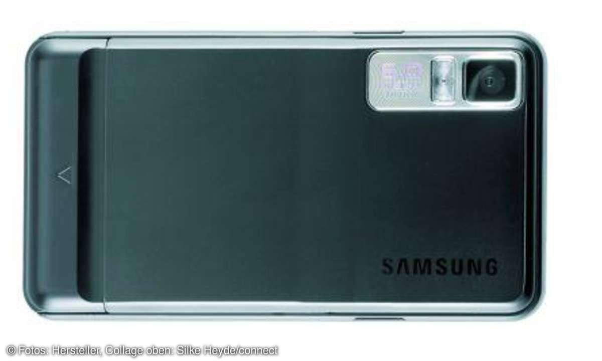 Dauertest Samsung SGH-F480